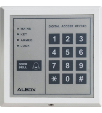 Additional Keypad Unit for SDS300 (AK300)
