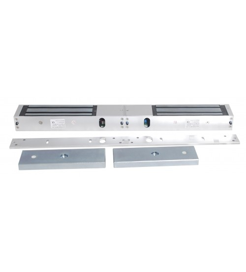 Double Door Electromagnetic Lock (EL600DS)
