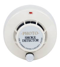 Combination Smoke & Heat Detector (SDC122)