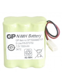 Battery for Alarm Wireless (B7215AA)