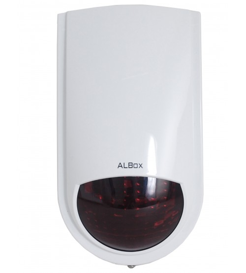 Wireless Outdoor Siren (WOS880)