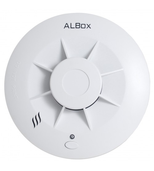 Wireless Photoelectric Smoke Detector (WSD880)