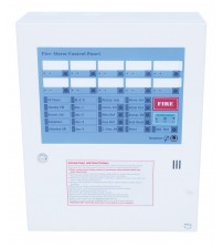 10-Zone Fire Alarm Control Panel (FA50010)