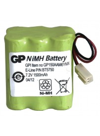 Ni-MH Battery for Control Panel (B7215AA)