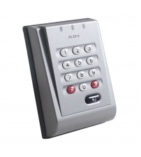 Controller Built In Reader With Door Bell Button, Weatherproof (AL757HB)