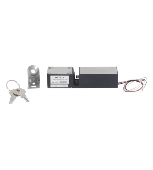Mini Bold Lock For Cabinet, Cupboard, Locker, or Drawer (MBL223S)