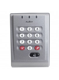Controller Built In Reader With Door Bell Button, Weatherproof (AL-757H-B)